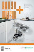 Banyo Mutfak Dergisi 76.Sayı